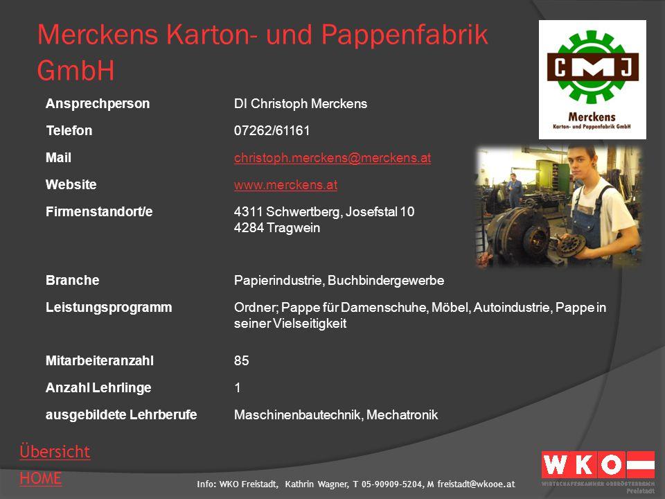 Merckens Karton- und Pappenfabrik GmbH