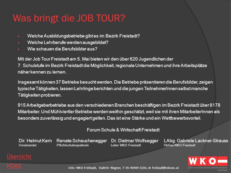 Forum Schule & Wirtschaft Freistadt