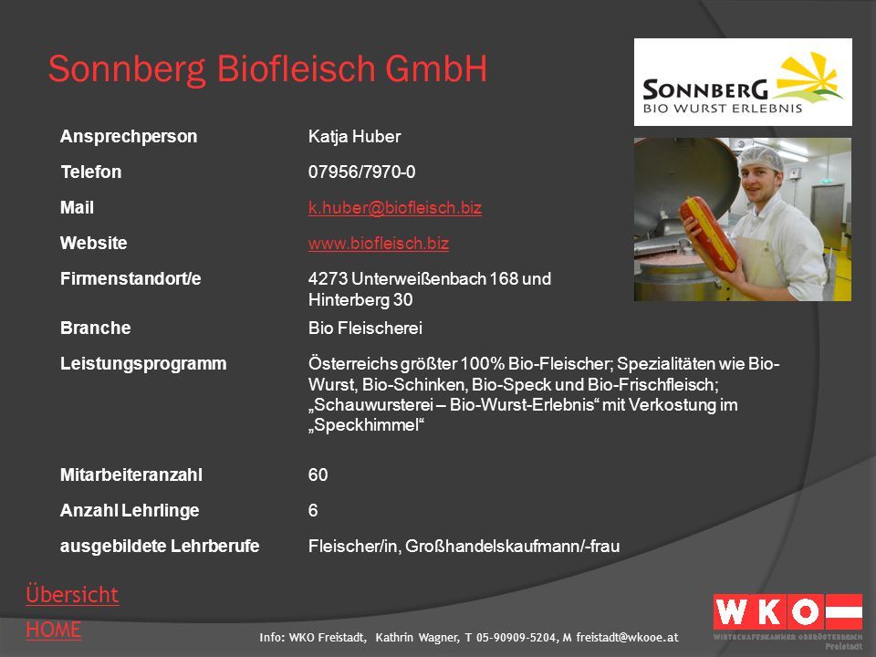 Sonnberg Biofleisch GmbH