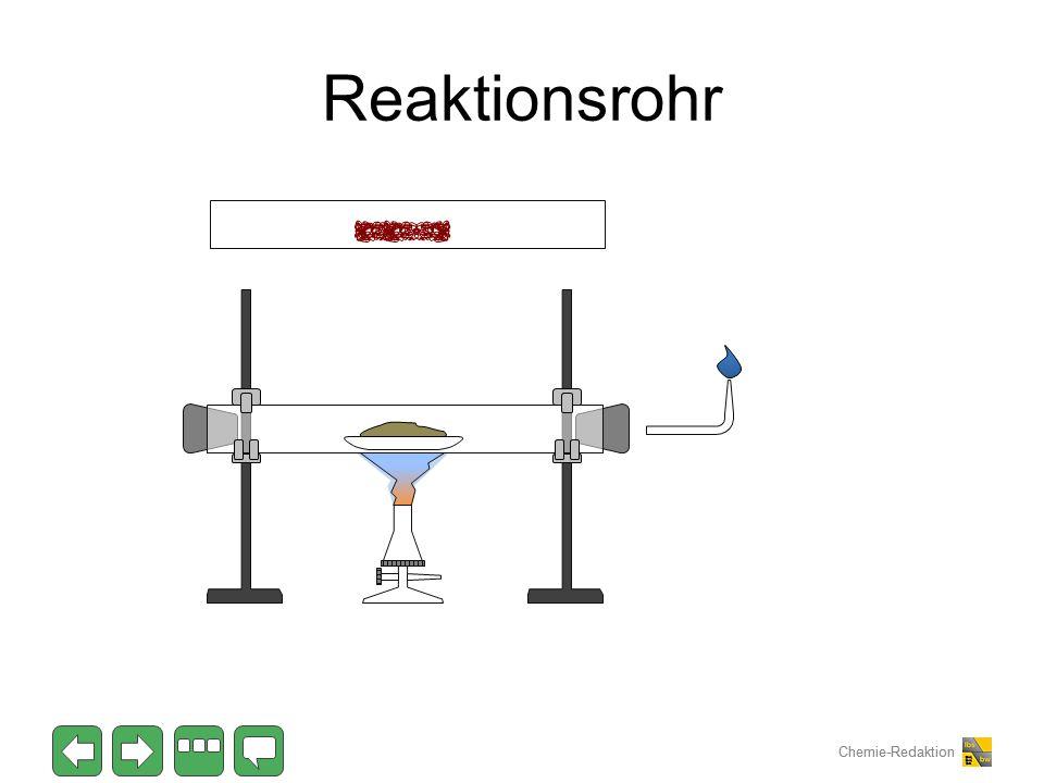 Reaktionsrohr
