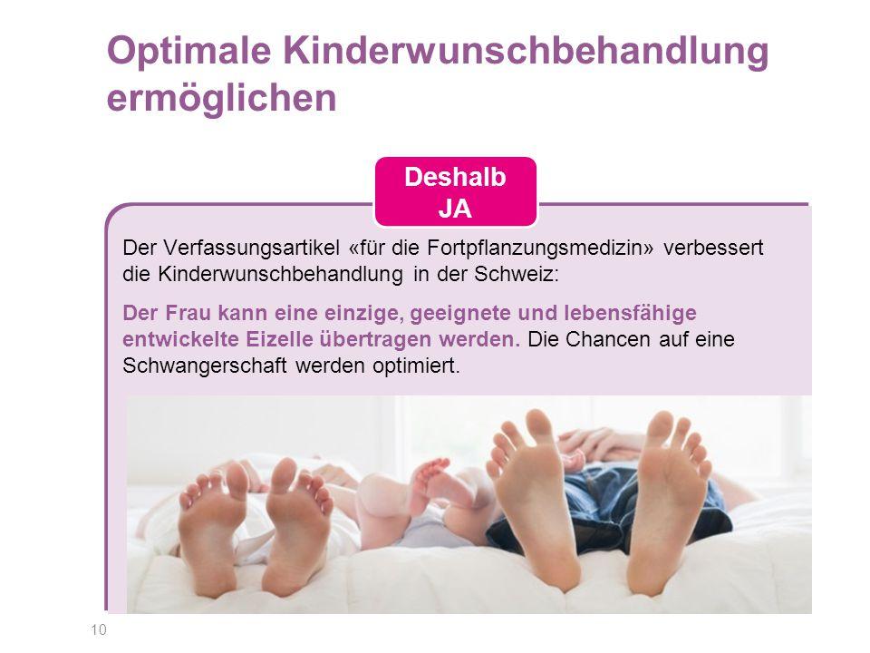 Optimale Kinderwunschbehandlung ermöglichen