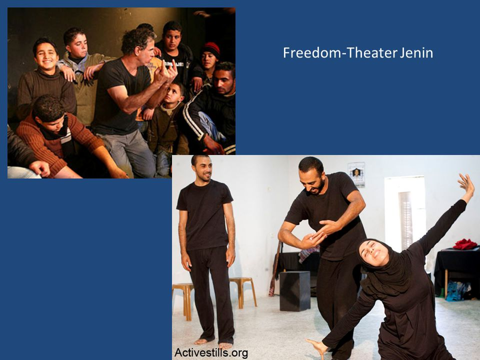 Freedom-Theater Jenin
