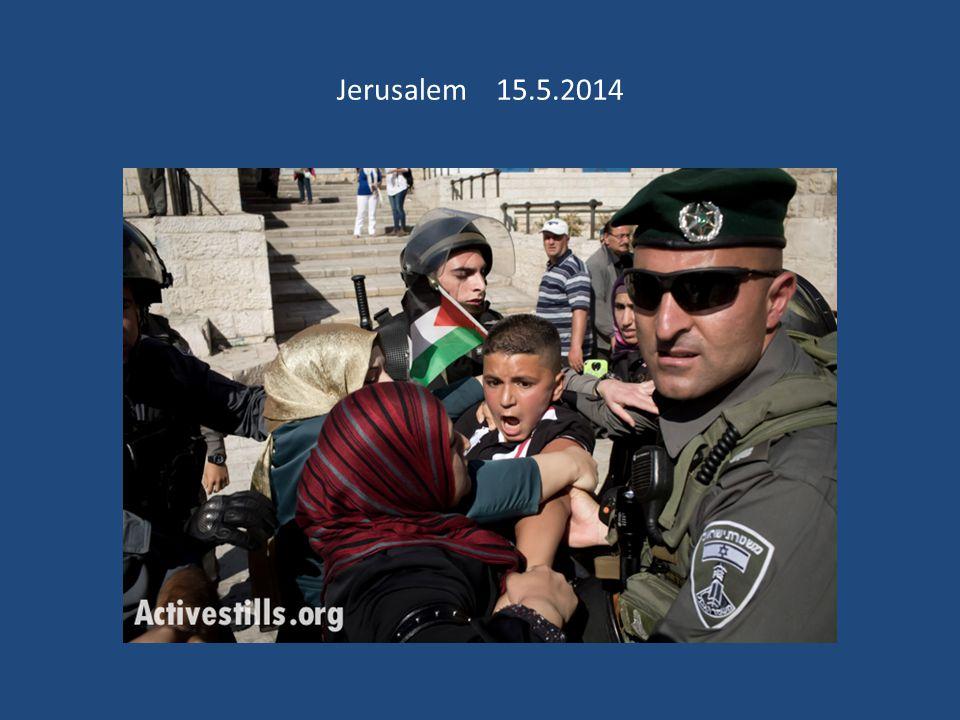 Jerusalem 15.5.2014