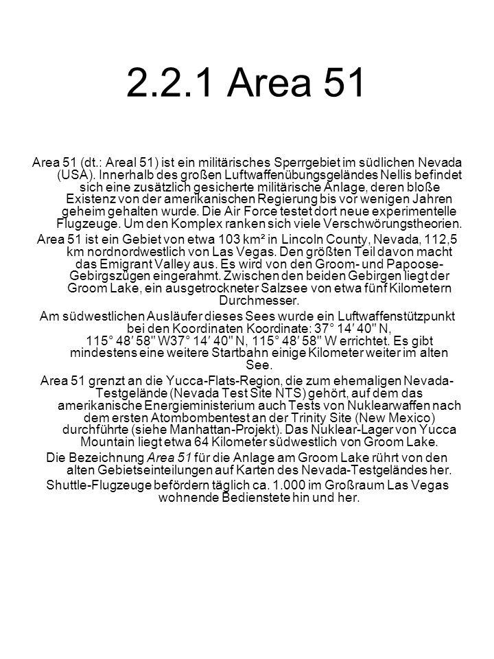 2.2.1 Area 51