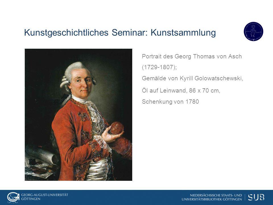 Königlich Academisches Museum, 1773