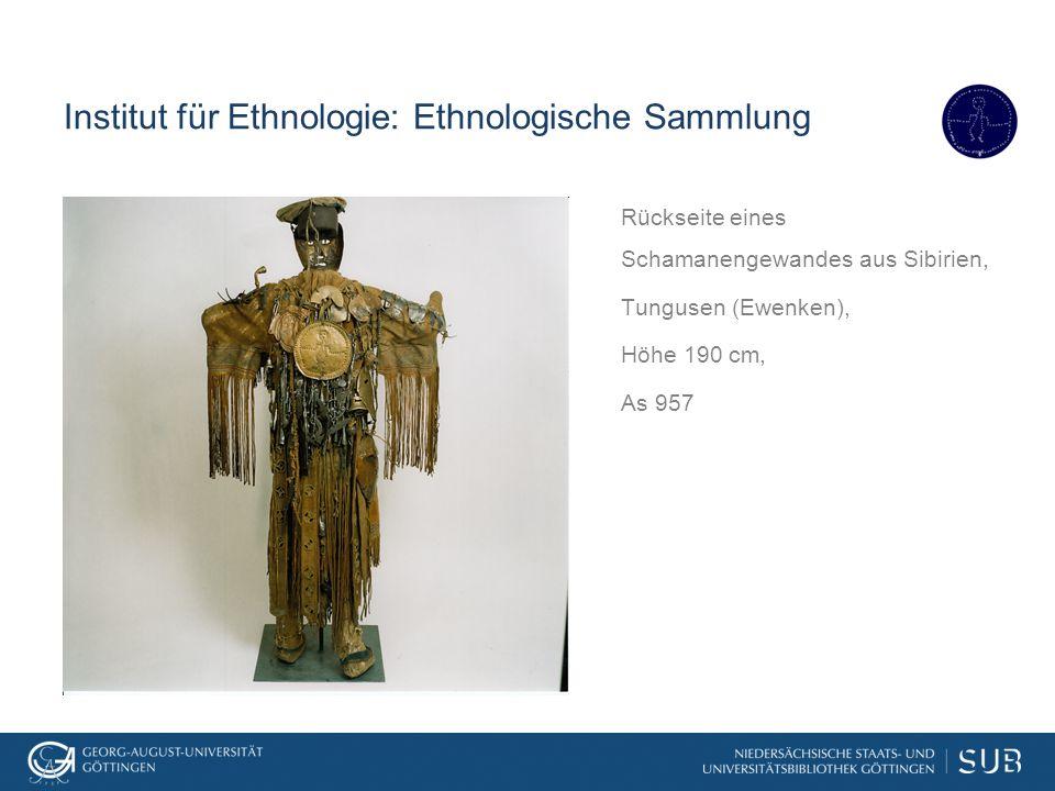 Zentrum Anatomie: Blumenbach'sche Schädelsammlung