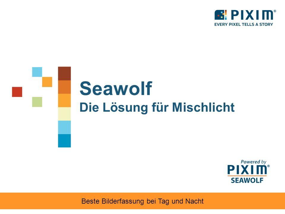 Seawolf Die Lösung für Mischlicht