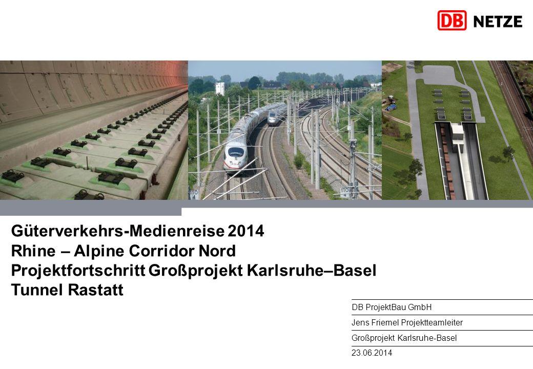 Güterverkehrs-Medienreise 2014 Rhine – Alpine Corridor Nord