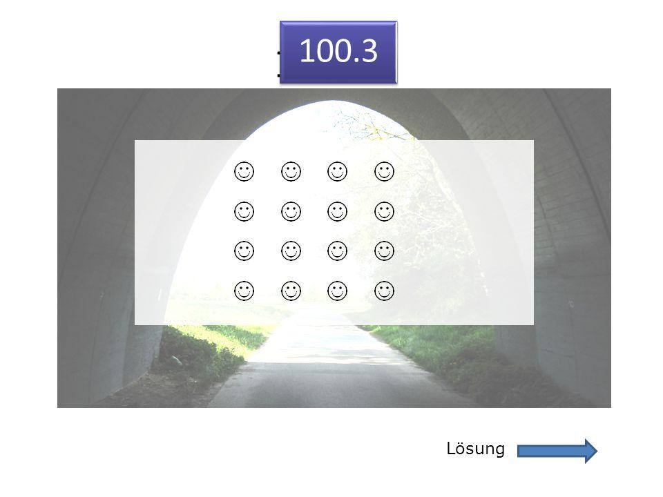100.3 100.3 Lösung