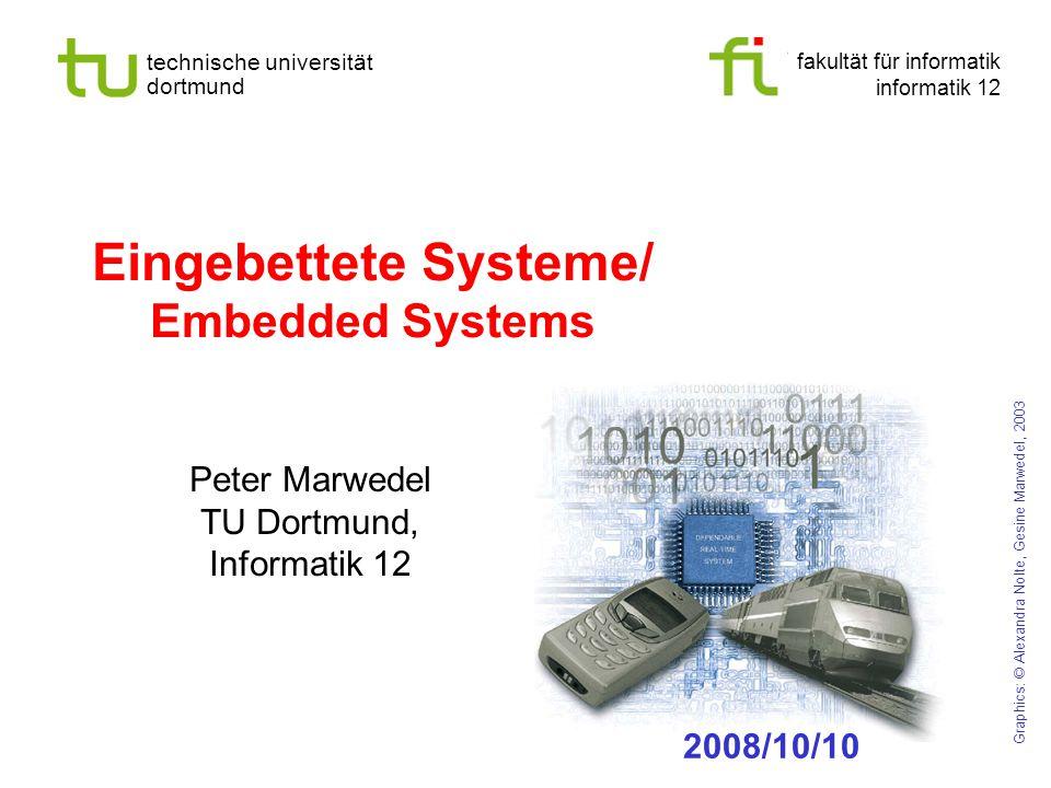 Eingebettete Systeme/ Embedded Systems