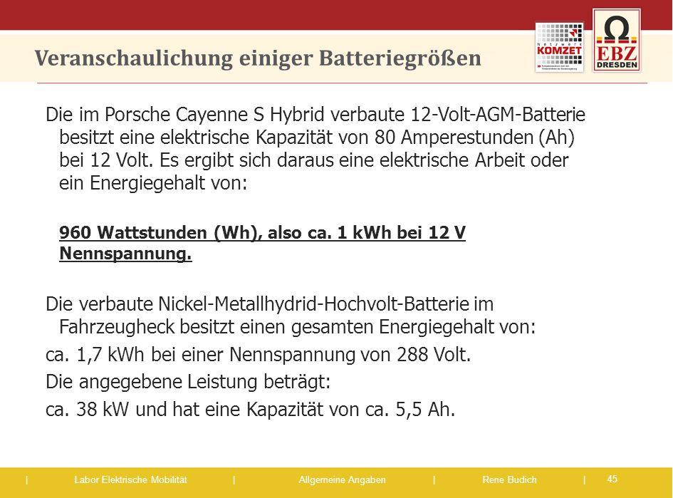 Veranschaulichung einiger Batteriegrößen