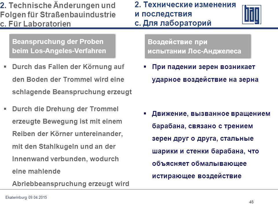 2. Технические изменения и последствия с. Для лабораторий