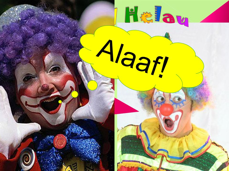 Alaaf und Helau Alaaf! So begrüßen sich Narren und Jecken beim Fasching, Karneval und an Fastnacht.