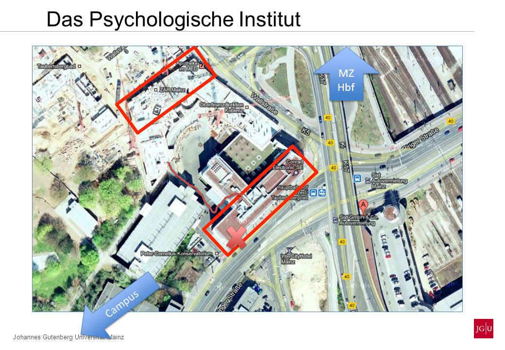 Das Psychologische Institut