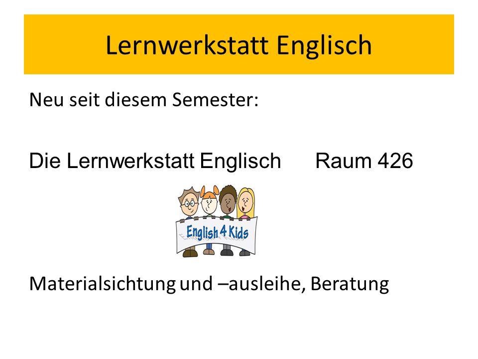 Lernwerkstatt Englisch