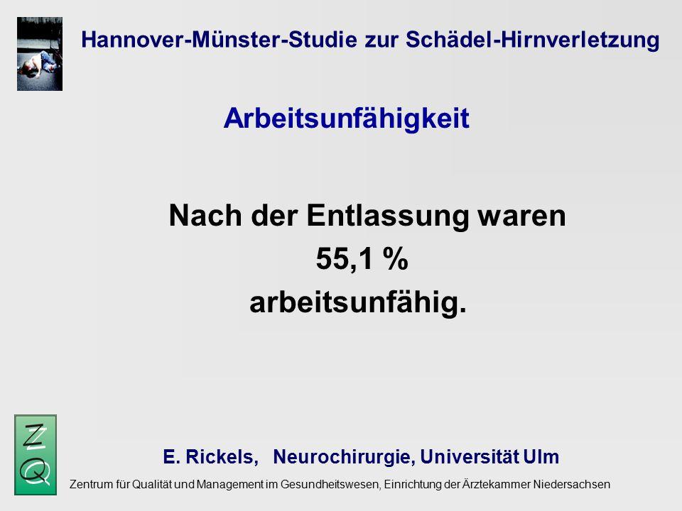 E. Rickels, Neurochirurgie, Universität Ulm
