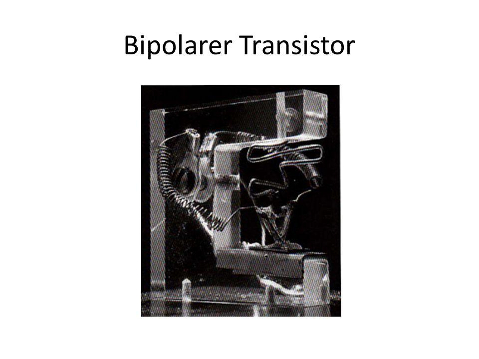 Bipolarer Transistor