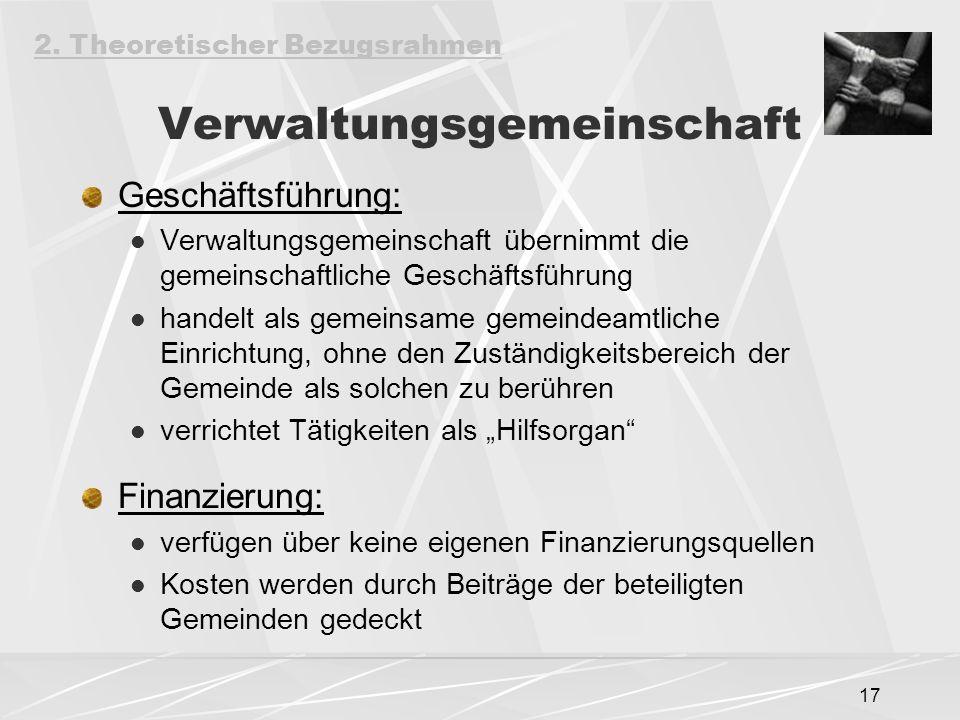 Verwaltungsgemeinschaft