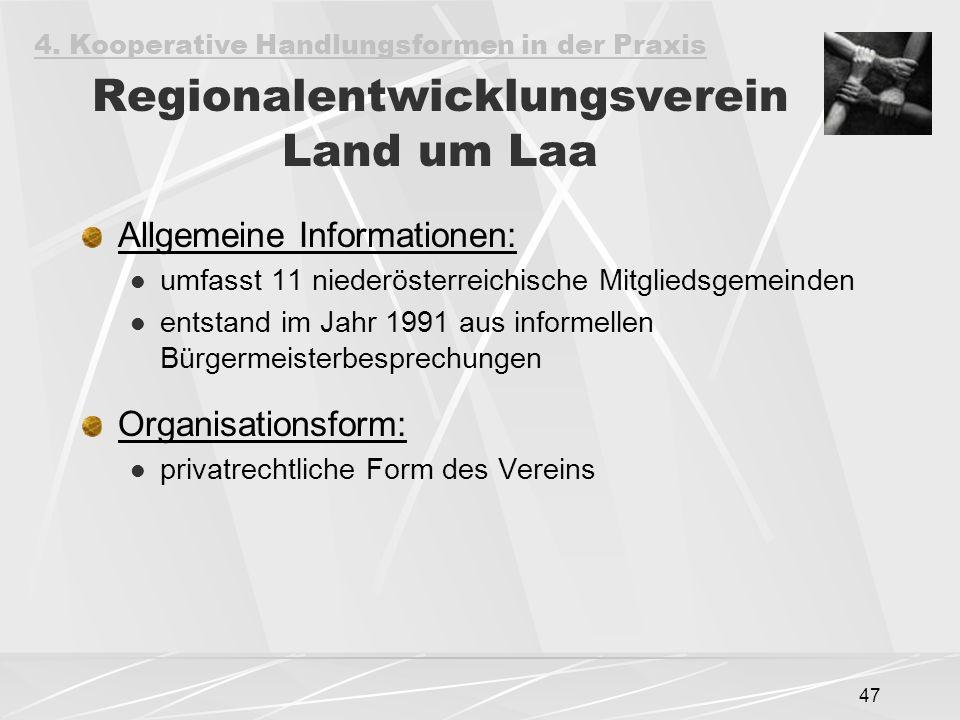Regionalentwicklungsverein Land um Laa