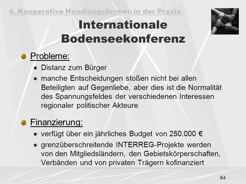 Internationale Bodenseekonferenz