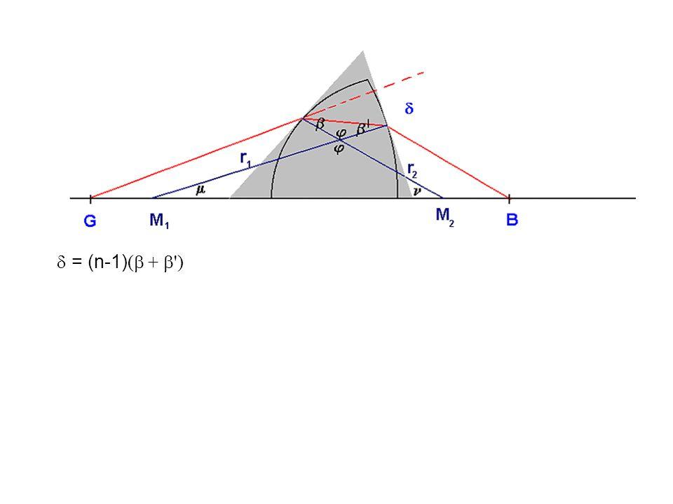 d = (n-1)(b + b )