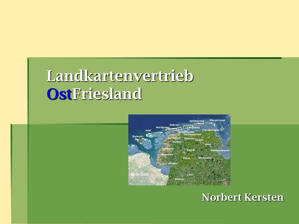 Landkartenvertrieb OstFriesland