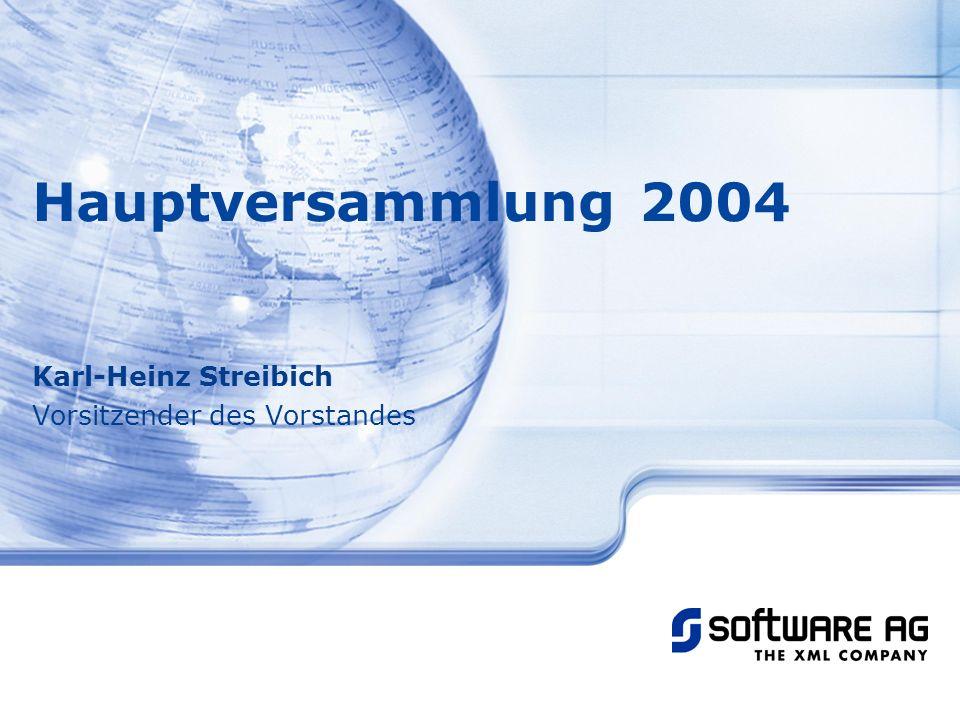 Title of PPT Karl-Heinz Streibich Vorsitzender des Vorstandes