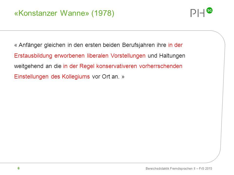 «Konstanzer Wanne» (1978)