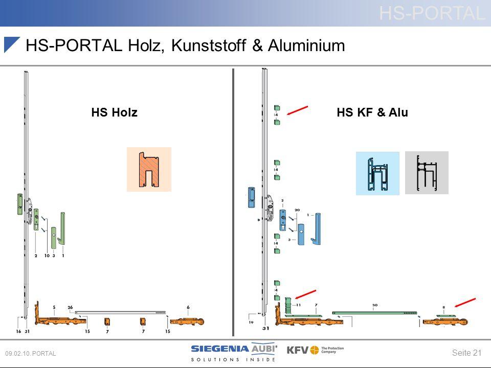 HS-PORTAL Holz, Kunststoff & Aluminium