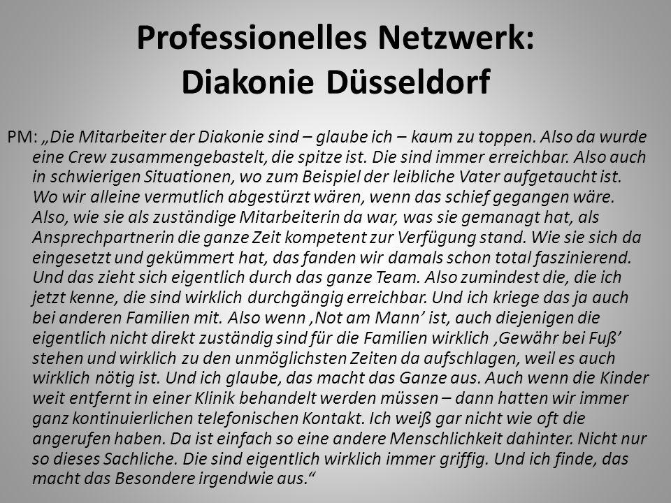 Professionelles Netzwerk: Diakonie Düsseldorf