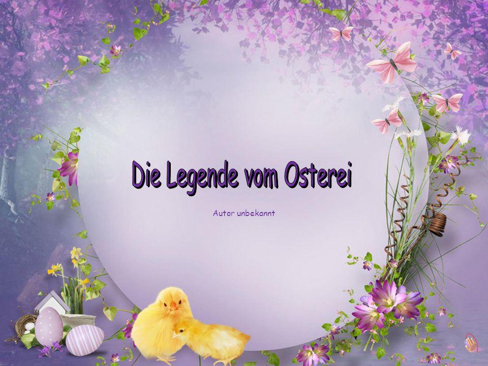 Die Legende vom Osterei