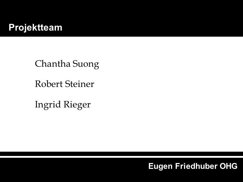 Chantha Suong Robert Steiner Ingrid Rieger