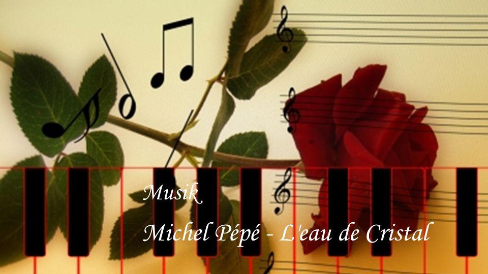 Michel Pépé - L eau de Cristal