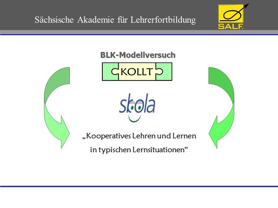 """""""Kooperatives Lehren und Lernen in typischen Lernsituationen"""