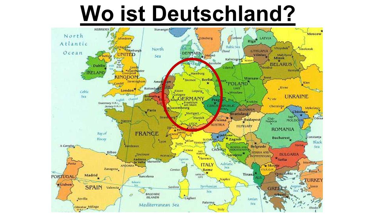 Wo ist Deutschland
