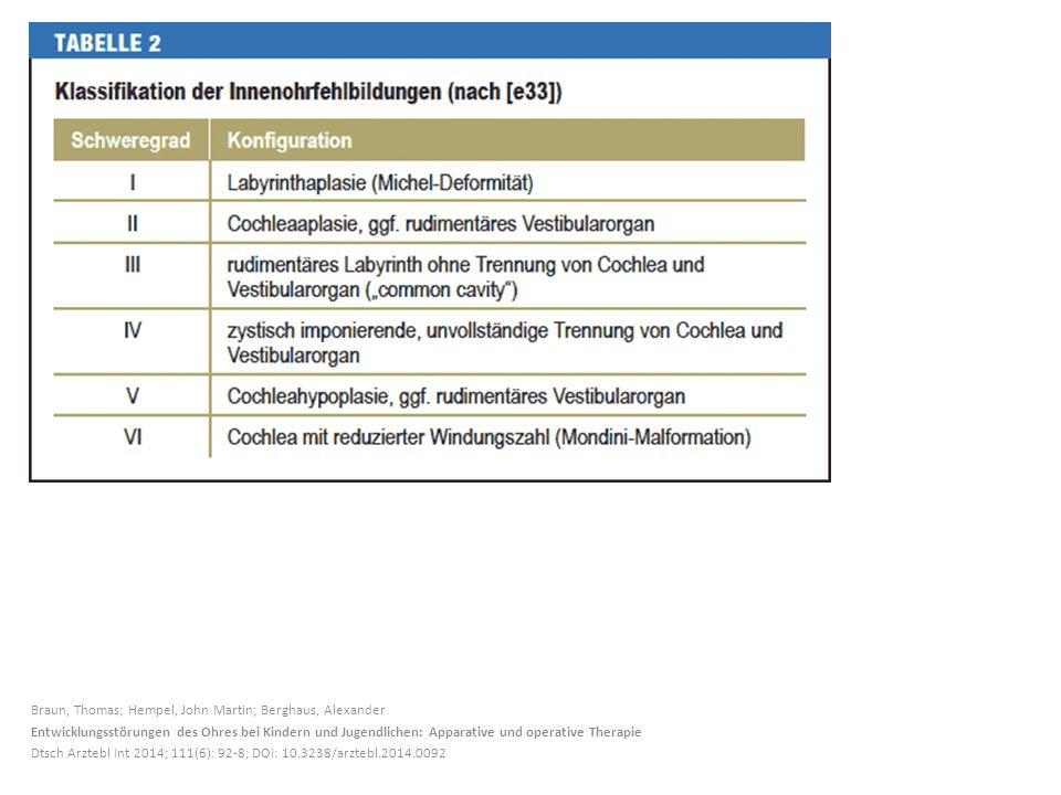 Braun, Thomas; Hempel, John Martin; Berghaus, Alexander