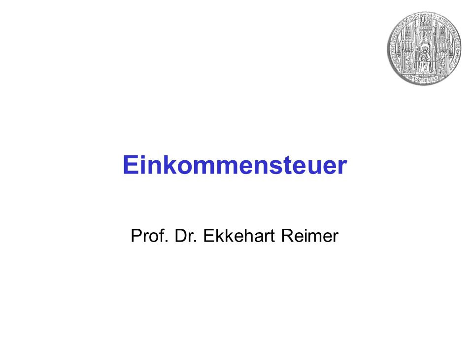 Prof dr ekkehart reimer ppt herunterladen for Anmeldung numerus clausus
