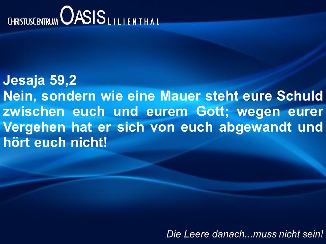Jesaja 59,2