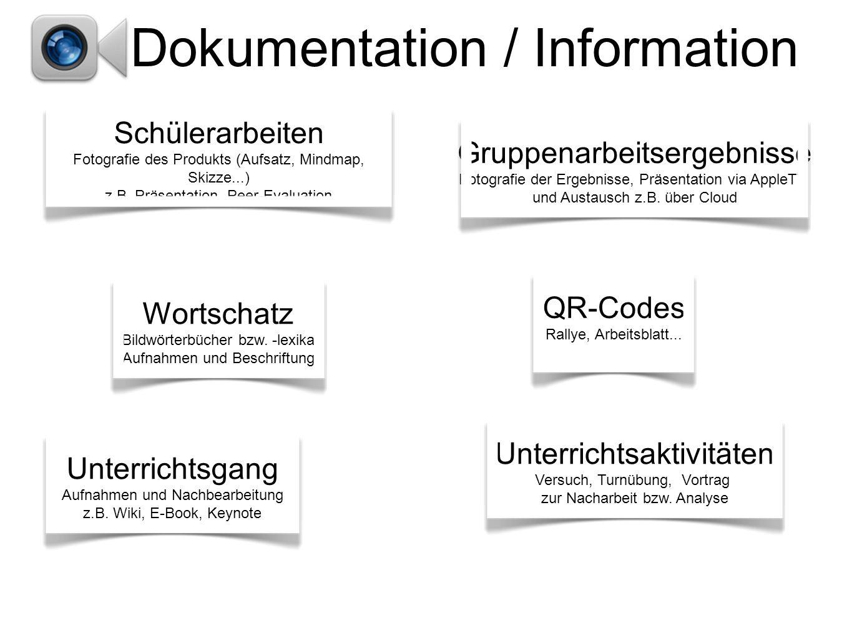 Dokumentation / Information