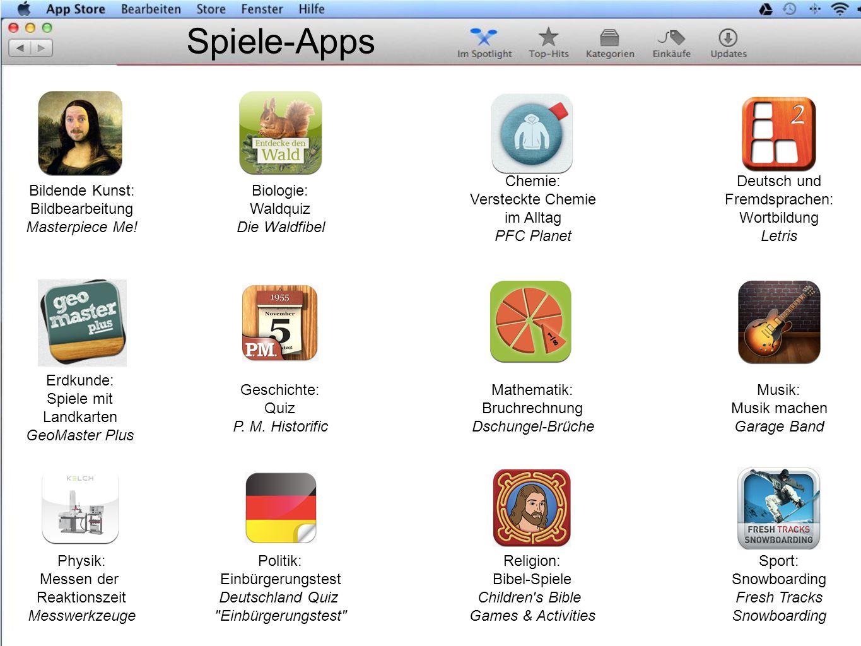 Spiele-Apps Chemie: Versteckte Chemie im Alltag PFC Planet Deutsch und