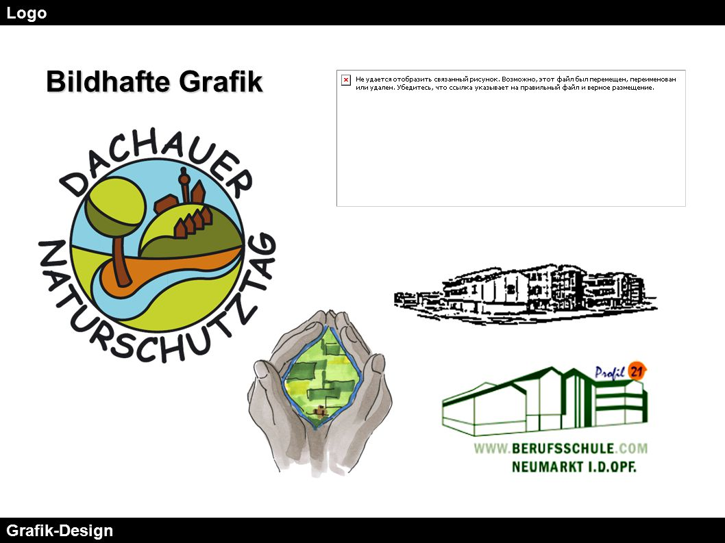 Logo Bildhafte Grafik Grafik-Design