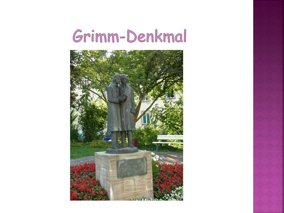 Grimm-Denkmal