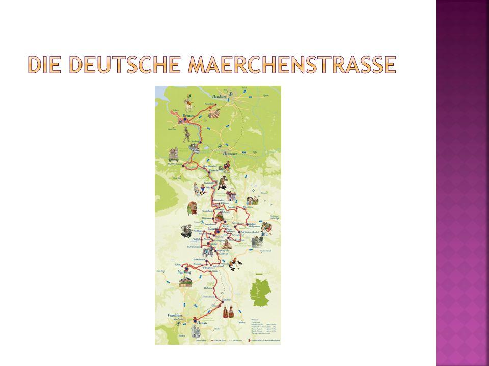 Die Deutsche Maerchenstrasse