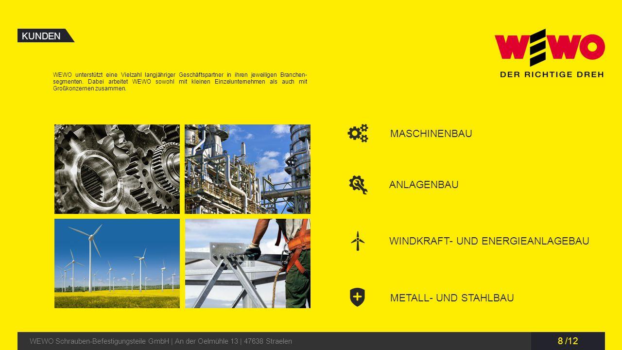 WINDKRAFT- UND ENERGIEANLAGEBAU