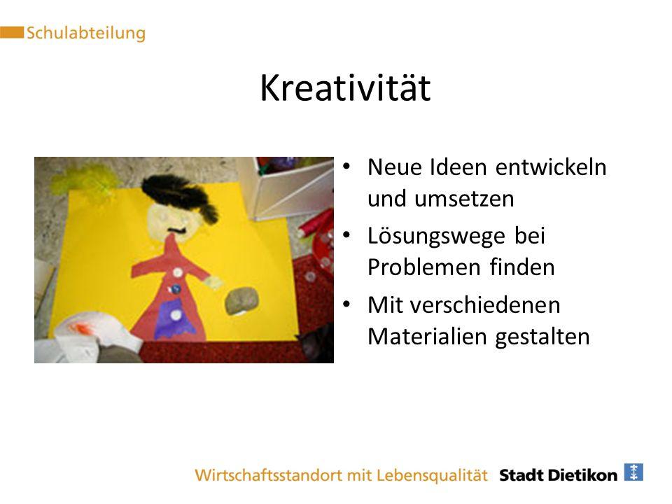 Kreativität Neue Ideen entwickeln und umsetzen