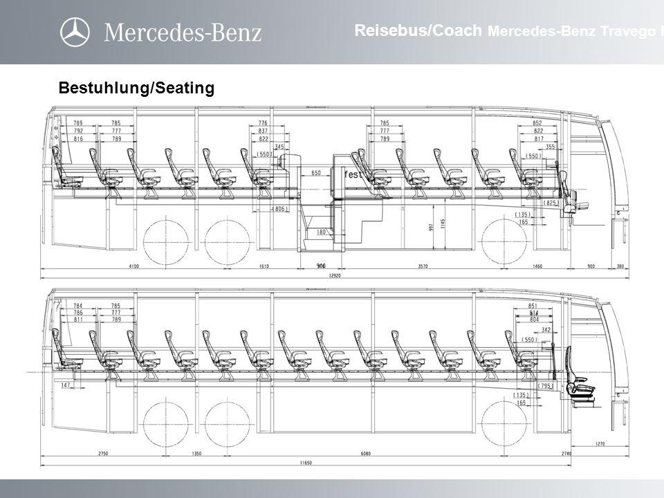 Reisebus/Coach Mercedes-Benz Travego M