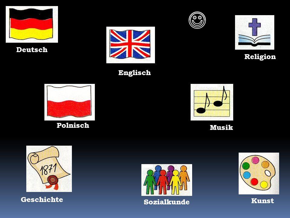  K.K. Deutsch Religion Englisch Polnisch Musik Geschichte Sozialkunde