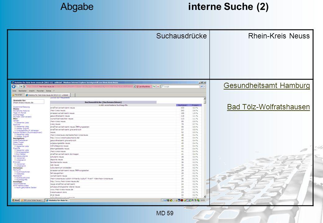 Abgabe interne Suche (2)