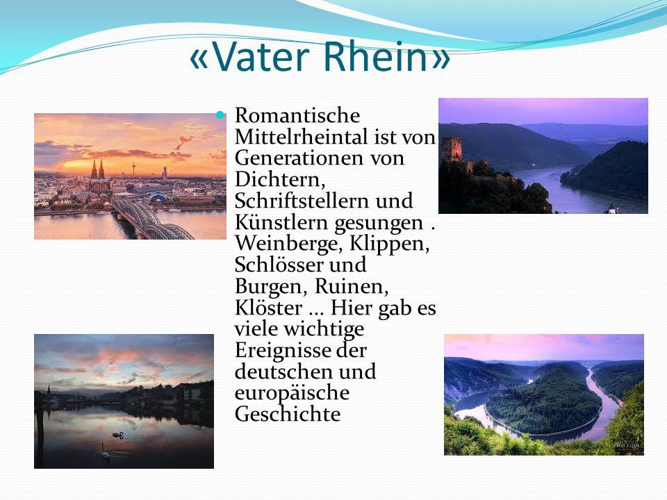 «Vater Rhein»