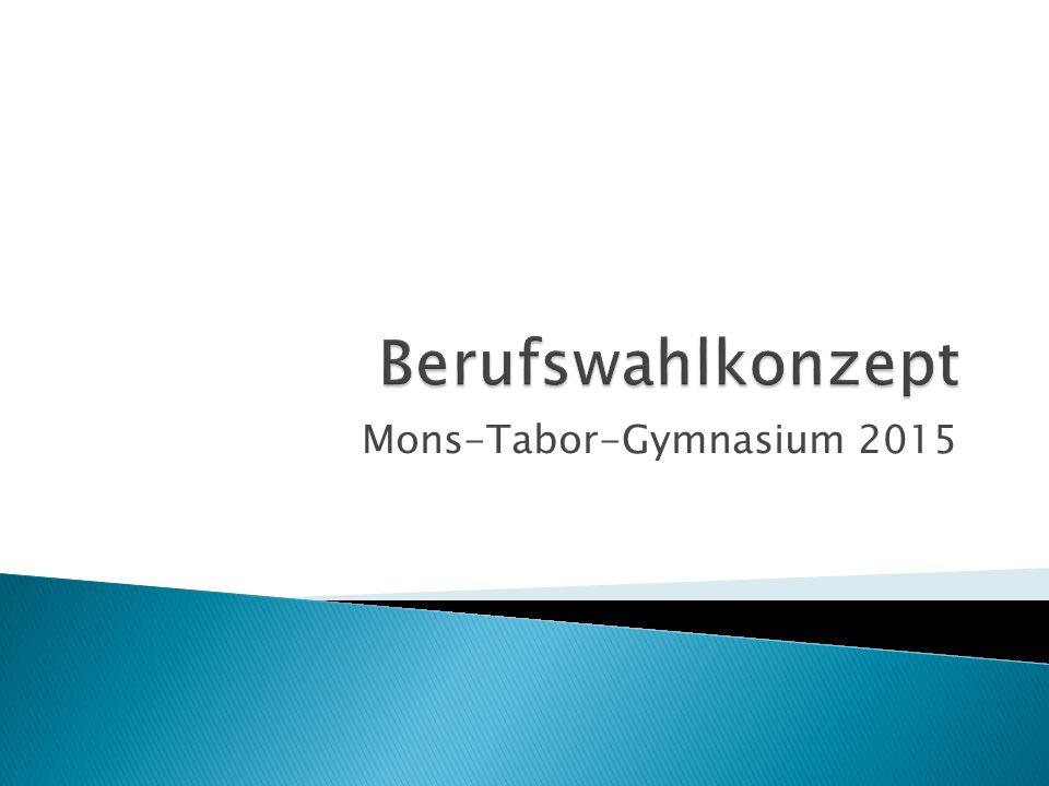 Mons-Tabor-Gymnasium 2015